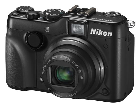Nikon Coolpix P7100 compact camera