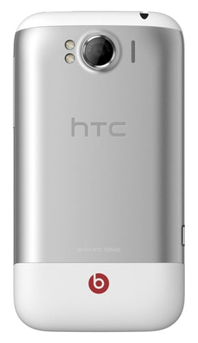 HTC Sensation XL Android smartphone