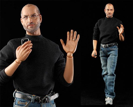 Steve Jobs figure from InIcons