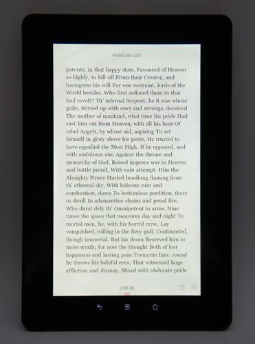 Kobo Vox e-reader