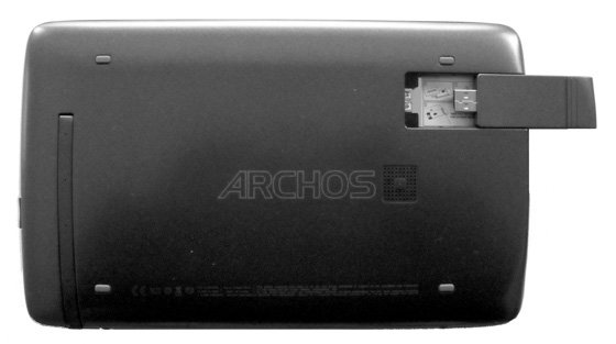 Archos G9 Android tablet