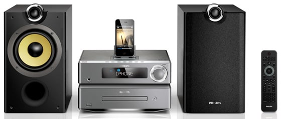 Philips Harmony DCB8000/10 mini hi-fi system