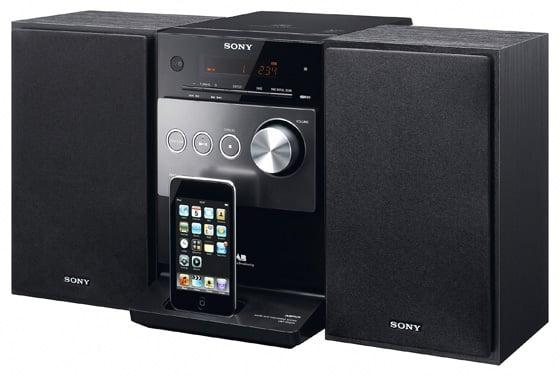 Sony CMT-FX350i mini hi-fi system