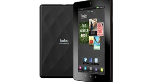 WHSmith Kobo Vox e-reader