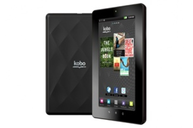 WHSmith Kobo Vox e-reader