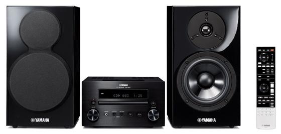 Yamaha MCR-550 mini hi-fi system