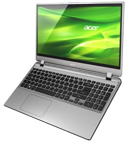 Acer Aspire Timeline Ultra laptop