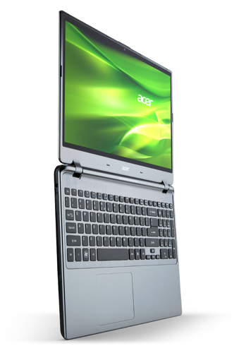 Acer Aspire Timeline Ultra laptop