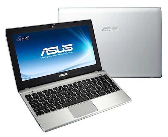 Asus Eee PC 1225B AMD-based netbook