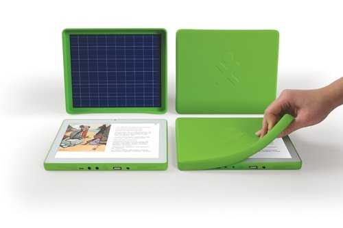 OLPC XO3 tablet solar cover small