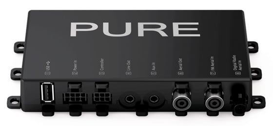 Pure Highway 300di In Car Digital Radio Kit The Register