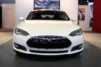 Tesla Model S family e-car