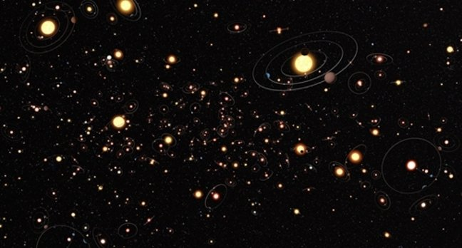 Milky Way systems