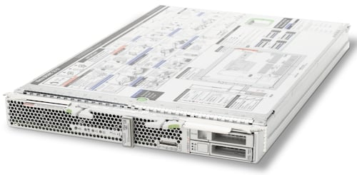 Oracle's Netra Sparc T4-1B