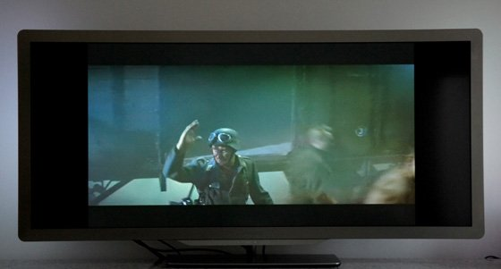 Philips Cinema 21:9 Gold Ambilight TV 50PFL7956T