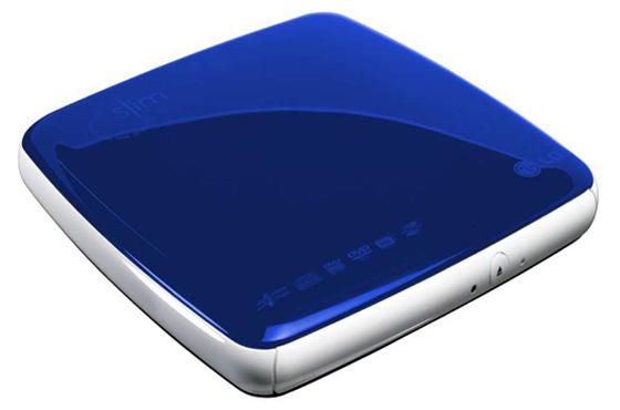LG BP06LU10 6x Slim External BD-RW