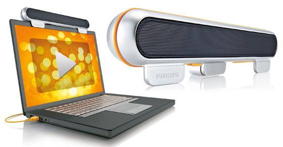 Philips Notebook Soundbar SPA5210