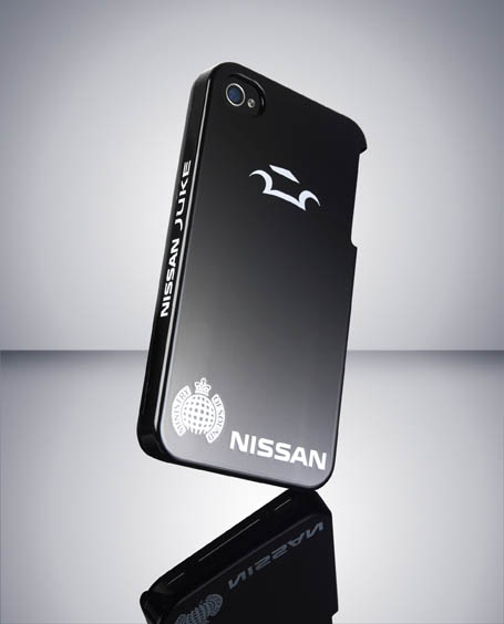 Nissan 'self-healing' iPhone case
