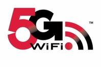 Broadcom 5G Wi-Fi 802.11ac wireless technology logo