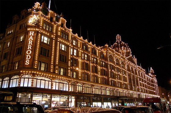 Harrods picture, taken by Lorenzo G