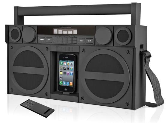 iHome iP4 portable speaker dock
