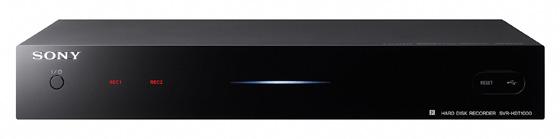 Sony SVR-HDT1000 Freeview+HD DVR
