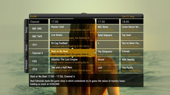 Inview EPG