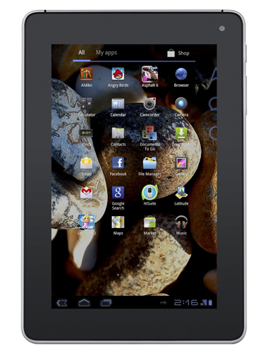 Orange Tahiti 7in Android tablet