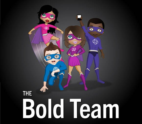 RIM's 'Bold Team'