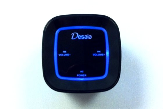 Desaia BeatBox Bluetooth speaker