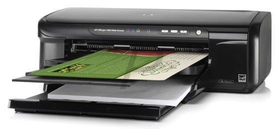 HP OfficeJet 7000 Wide Format A3 printer