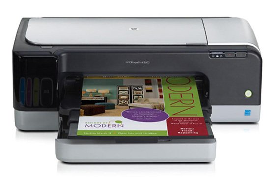 HP Officejet Pro K8600 A3 printer