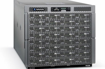 SeaMicro SM10000-XE chassis
