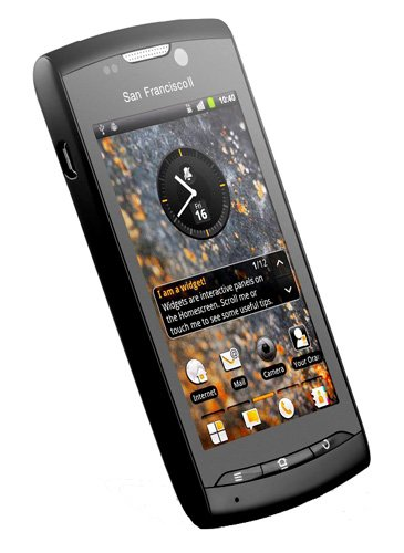 Orange San Francisco 2 budget Android smartphone