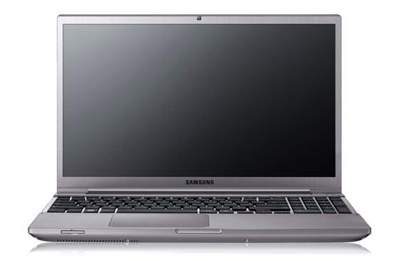 Samsung Series 7 Chonos Intel Core i7 notebook