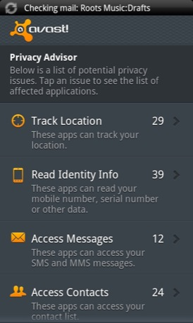 avast android app