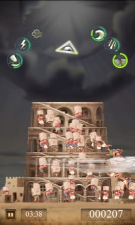 Babel Rising Android game screenshot