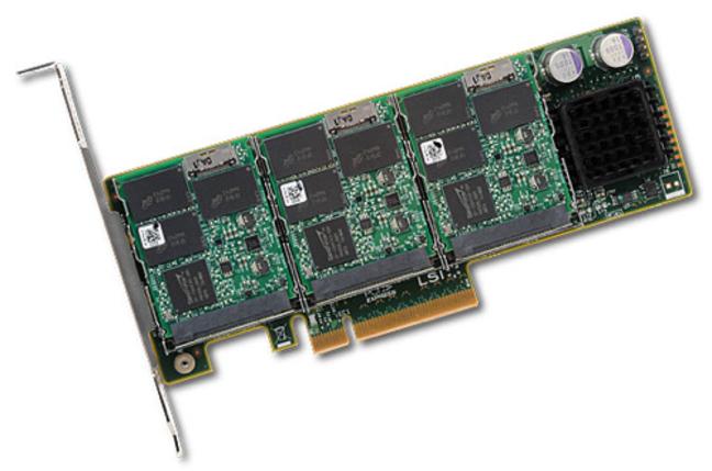 LSI WarpDrive SSD