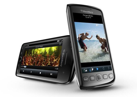 RIM BlackBerry Torch 9860 smartphone