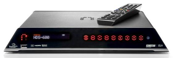 Echostar HDS-600RS Freesat receiver