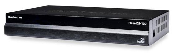 Manhattan Plaza DS-100 Freesat receiver