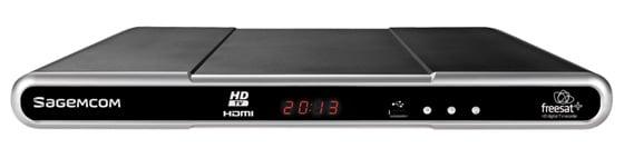 Sagemcom DTR94500S Freesat receiver