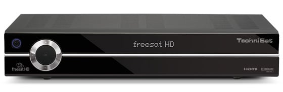 Technisat HDFS Freesat receiver