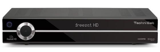 Technisat HDFS Freesat receiver