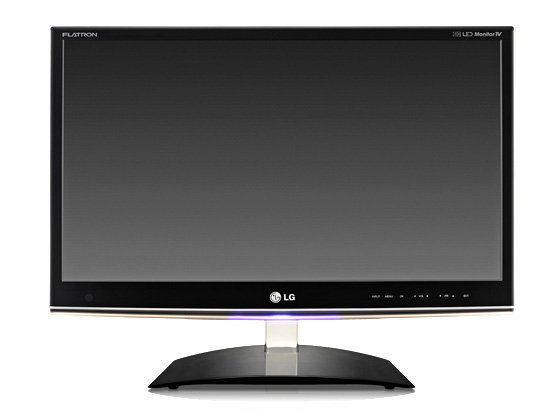 LG DM2350D 3D monitor and TV combo