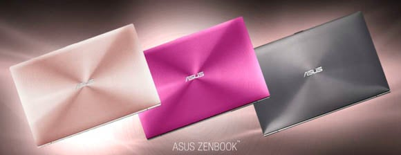 The Asus Zenbook