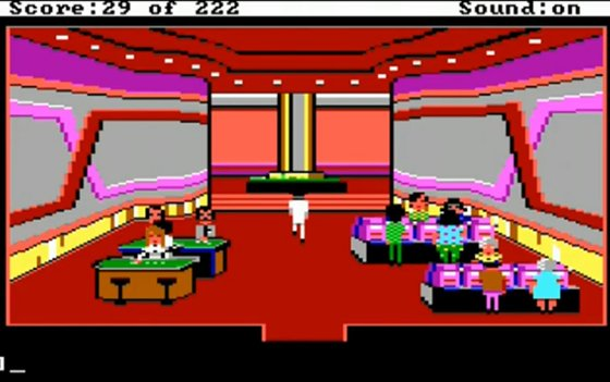 Leisure Suit Larry screenshot