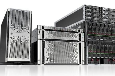 HP's ProLiant Gen8 servers
