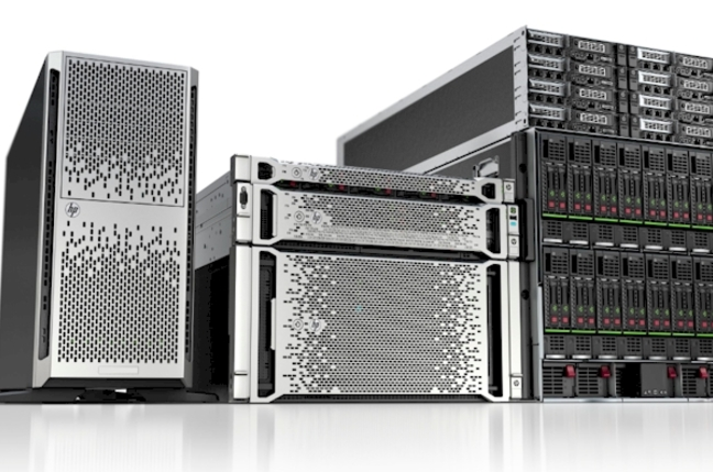 HP's ProLiant Gen8 servers