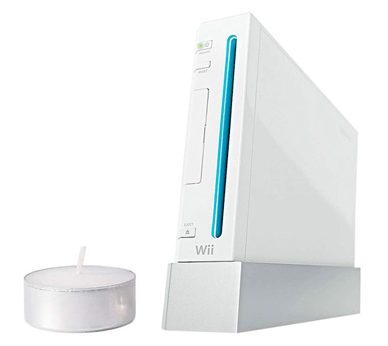 Wii candles